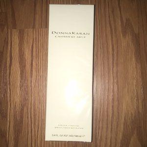 DKNY EAU DE PARFUME : cashmere mist 3.4 oz